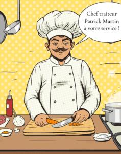 Chef Traiteur Patrick Martin