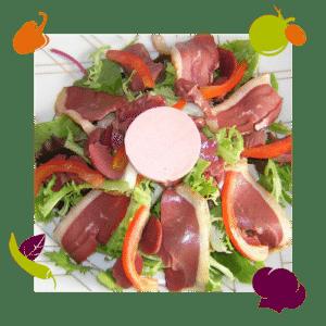 salade-magret-canard-poivrons-gezier-traiteur-patrick-martin (1)