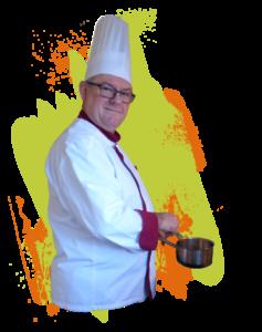 patrick martin chef cuisinier patissier traiteur les herbiers